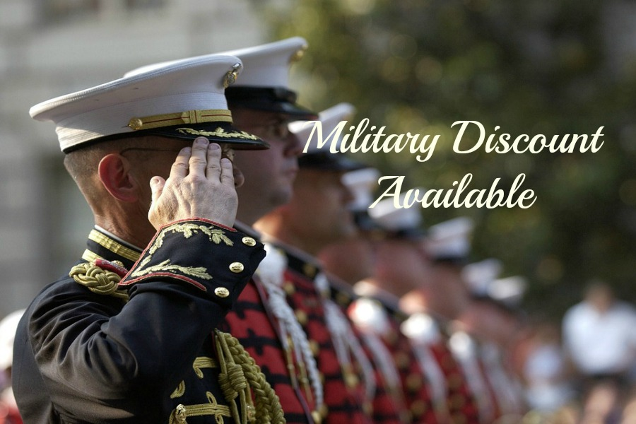 Military Appliance Repair Discount Available